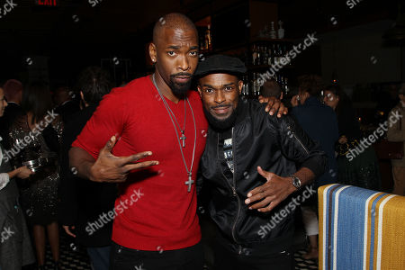 Jay Pharoah with Guest