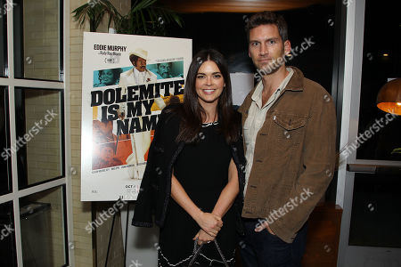 Editorial photo of New York Special Film Screening of Netflix' 'Dolemite Is My Name', USA - 24 Oct 2019