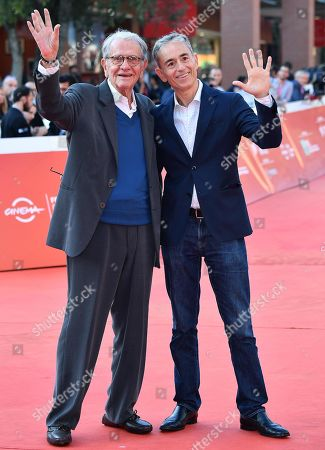 Editorial picture of Rome Film Festival 2019, Italy - 25 Oct 2019