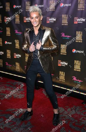 Editorial picture of 'Paula Abdul: Forever Your Girl' residency at Flamingo Hotel and Casino Las Vegas, USA - 24 Oct 2019