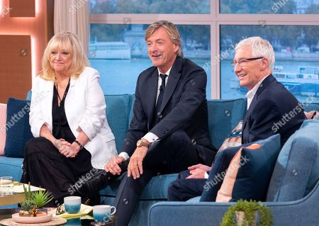Stock Picture of Exclusive - Paul O'Grady, Richard Madeley and Judy Finnigan