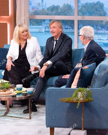 Editorial photo of Exclusive - 'This Morning' TV show, London, UK - 25 Oct 2019