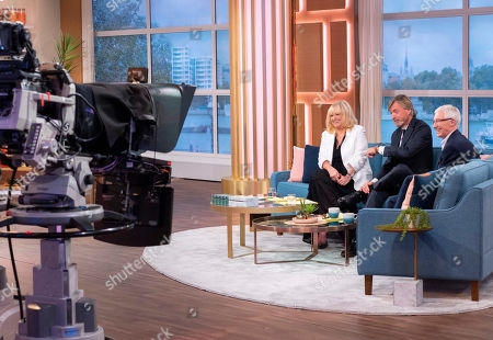 Stock Photo of Exclusive - Paul O'Grady, Richard Madeley and Judy Finnigan