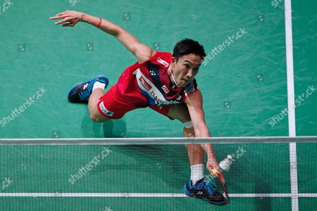 Editorial photo of Badminton French Open 2019 in Paris, France - 25 Oct 2019
