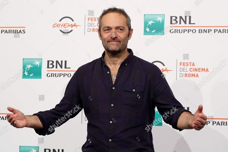 Editorial image of 'Happy Birthday' photocall, Rome Film Festival, Italy - 25 Oct 2019