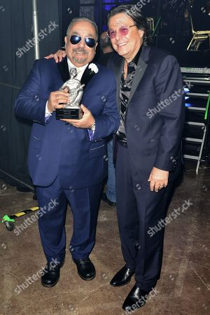 Willie Colon and Rudy Perez