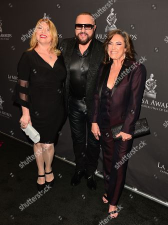 Guest, Desmond Child and Claudia Brant