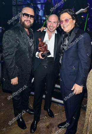 Desmond Child, Pitbull and Rudy Perez
