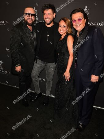 Desmond Child and Pablo Lopez