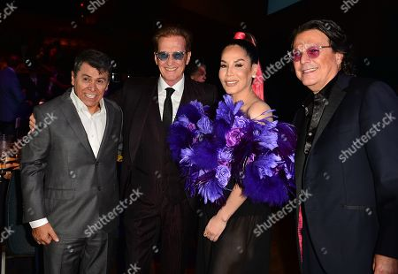 Editorial photo of 7th Annual Latin Songwriters Hall Of Fame La Musa Awards, Miami, USA - 24 Oct 2019