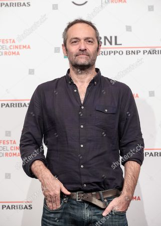 Editorial photo of 'Happy Birthday' photocall, Rome Film Festival, Italy - 25 Oct 2019