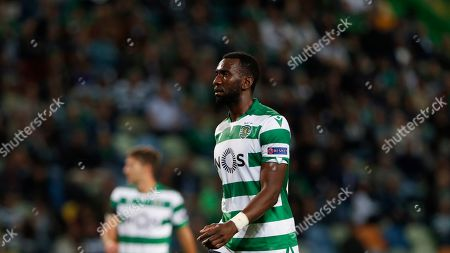 Editorial image of Soccer Europa League, Lisbon, Portugal - 24 Oct 2019
