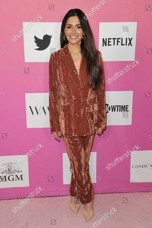 Sarah Shahi attends the 2019 Power Women Summit at the Fairmont Miramar Hotel, in Santa Monica, Calif