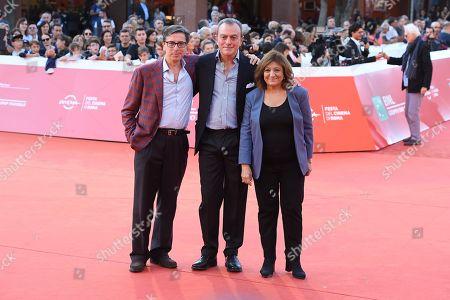 Monda, Antonello Sarno and Laura Delli Colli