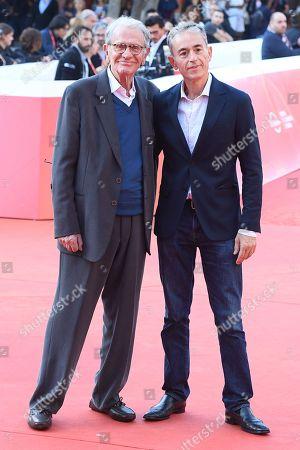 Stock Picture of Enrico Lucherini and Gianluca Pignatelli