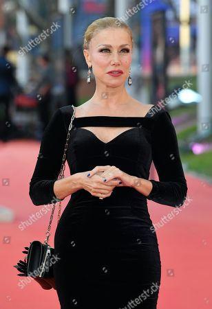 Stock Picture of Nancy Brilli