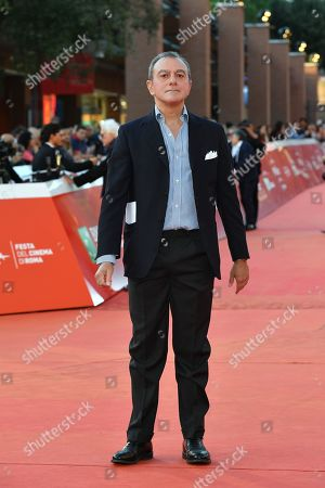 Editorial picture of 'Carlo Vanzina: Cinema is a wonderful thing' Premiere, Rome Film Festival, Italy - 25 Oct 2019