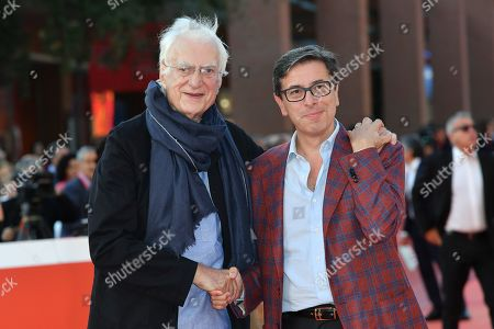 Editorial image of 'Carlo Vanzina: Cinema is a wonderful thing' Premiere, Rome Film Festival, Italy - 25 Oct 2019