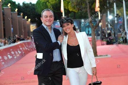 Antonello Sarno and Manuela Morandi