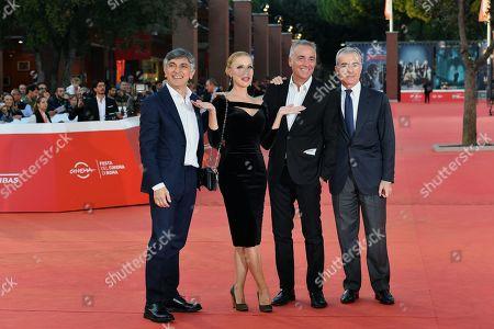 Vincenzo Salemme, Nancy Brilli, Massimo Ghini, Giampaolo Letta