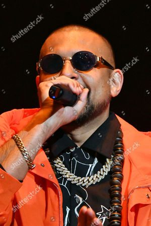 Stock Picture of Sean Paul