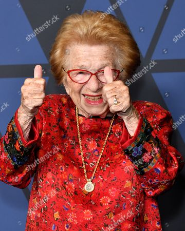 Stock Image of Dr. Ruth