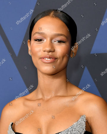 Stock Photo of Taylor Russell