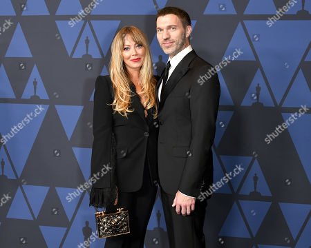 Editorial photo of Governors Awards, Arrivals, Dolby Theatre, Los Angeles, USA - 27 Oct 2019
