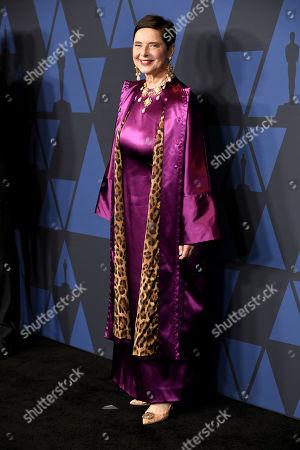 Stock Photo of Isabella Rossellini