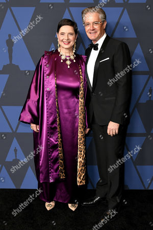 Editorial picture of Governors Awards, Arrivals, Dolby Theatre, Los Angeles, USA - 27 Oct 2019