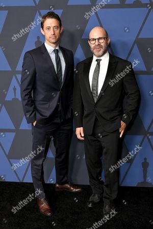 Scott Z Burns and Daniel Jones