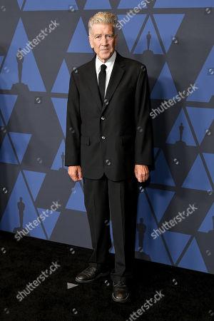Stock Image of David Lynch