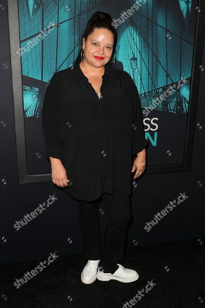 Stock Picture of Ana Calderon