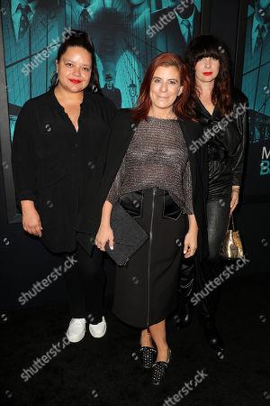 Ana Calderon, Michelle Pesce and Daisy O'Dell