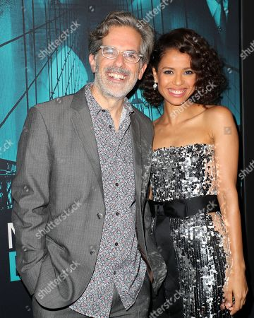 Jonathan Lethem and Gugu Mbatha-Raw