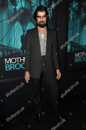 Editorial image of 'Motherless Brooklyn' film premiere, Arrivals, Hollywood American Legion, Los Angeles, USA - 28 Oct 2019