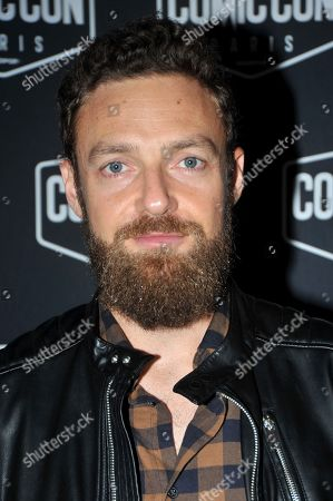 Stock Photo of Ross Marquand