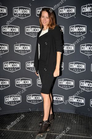 Editorial picture of Comic Con, Paris, France - 25 Oct 2019