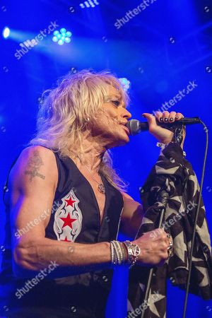 Stock Picture of Michael Monroe
