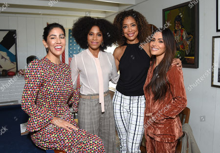 Editorial photo of Power Women Summit, Day 2, Santa Monica, Los Angeles, USA - 25 Oct 2019