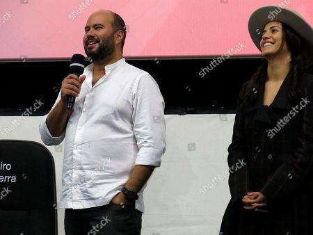 Editorial image of Film Festival, Morelia, Mexico - 25 Oct 2019