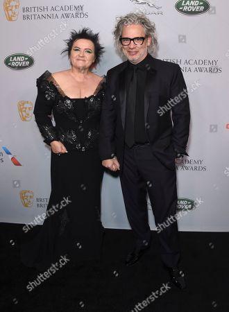 Editorial image of 2019 BAFTA Los Angeles Britannia Awards, Beverly Hills, USA - 25 Oct 2019