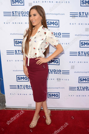 Editorial picture of Studio Movie Grill grand opening, California, USA - 25 Oct 2019
