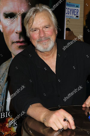 Stock Image of Richard Dean Anderson