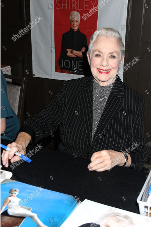 Stock Picture of Shirley Jones