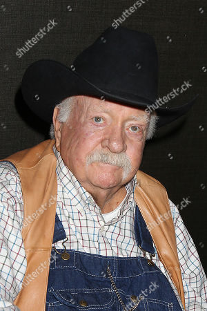 Stock Photo of Wilford Brimley