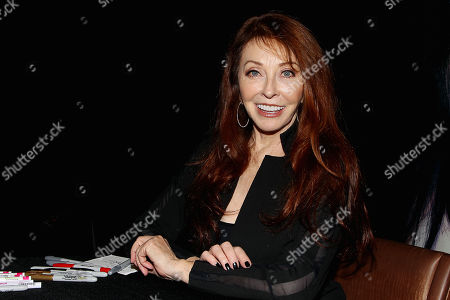 Stock Photo of Cassandra Peterson (Elvira)