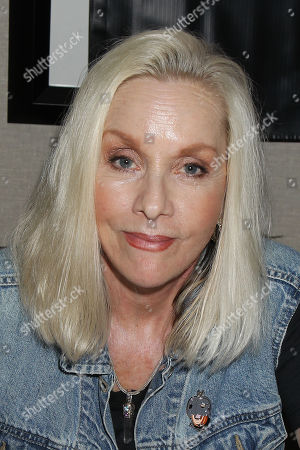 Stock Photo of Cherie Currie