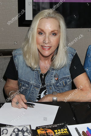 Stock Image of Cherie Currie