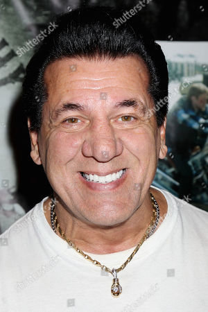 Stock Picture of Chuck Zito